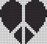 Alpha pattern #9039