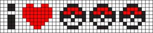 Alpha pattern #9041