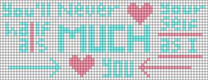 Alpha pattern #9043