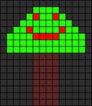 Alpha pattern #9044