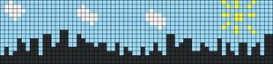 Alpha pattern #9071