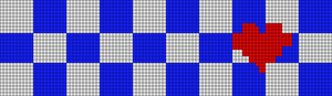 Alpha pattern #9073