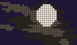 Alpha pattern #9083