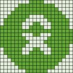 Alpha pattern #9086