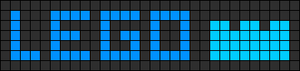 Alpha pattern #9090