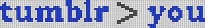 Alpha pattern #9094