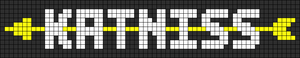 Alpha pattern #9113