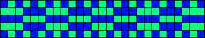 Alpha pattern #9122