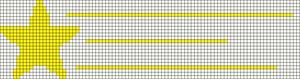 Alpha pattern #9123