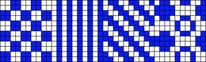 Alpha pattern #9139
