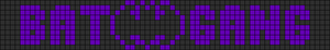 Alpha pattern #9140