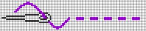 Alpha pattern #9144