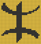 Alpha pattern #9159