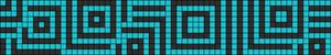 Alpha pattern #9161