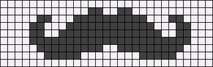 Alpha Friendship Bracelet Pattern #9186