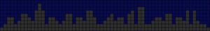 Alpha Friendship Bracelet Pattern #9187