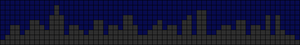 Alpha pattern #9187