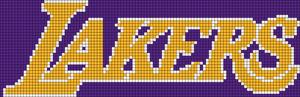 Alpha Friendship Bracelet Pattern #9189