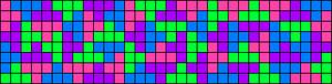 Alpha pattern #9207