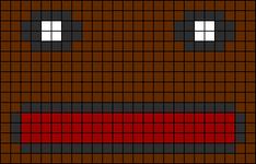 Alpha pattern #9208