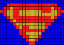 Alpha pattern #9211