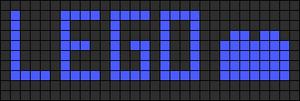 Alpha pattern #9212