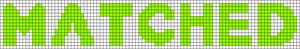 Alpha pattern #9220