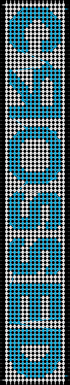 Alpha pattern #9221 pattern