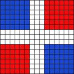 Alpha Friendship Bracelet Pattern #9226