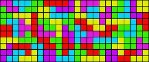 Alpha pattern #9236