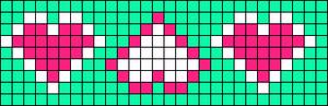 Alpha pattern #9237