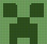 Alpha pattern #9240
