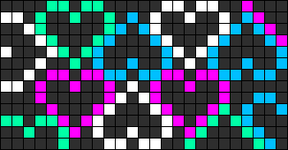 Alpha pattern #9242