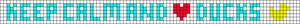 Alpha pattern #9243