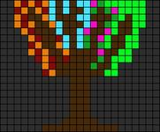 Alpha pattern #9244