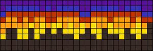 Alpha pattern #9255