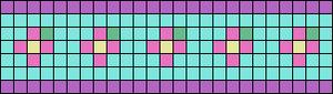 Alpha pattern #9263