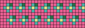 Alpha pattern #9264