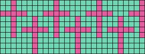 Alpha pattern #9265