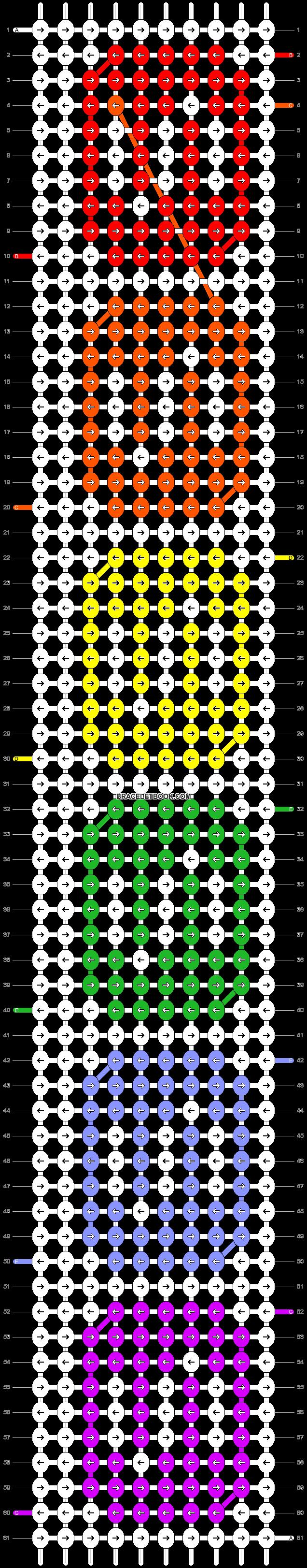 Alpha pattern #9269 pattern