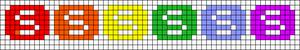 Alpha pattern #9269
