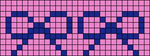Alpha pattern #9270