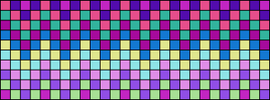 Alpha pattern #9274