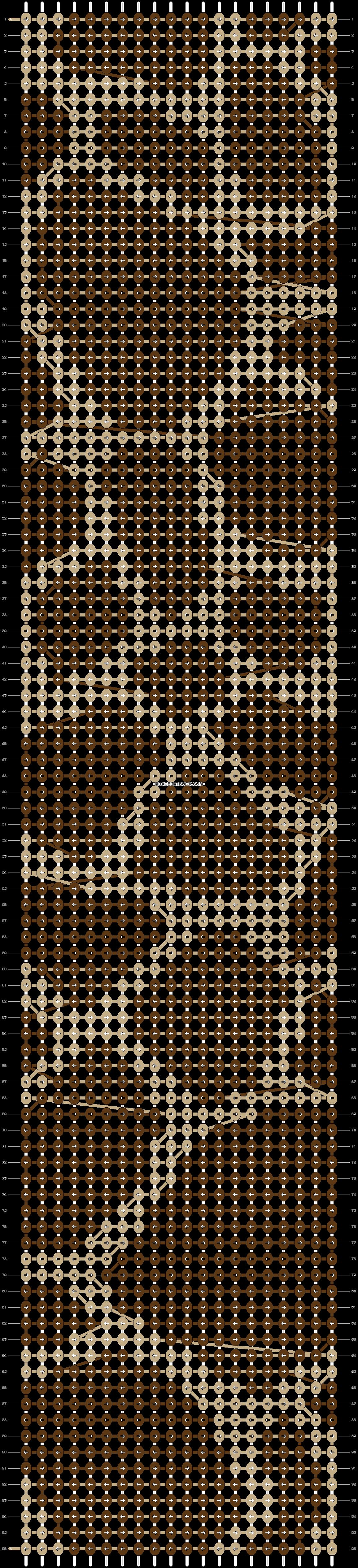 Alpha pattern #9277 pattern