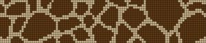 Alpha Friendship Bracelet Pattern #9277