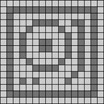 Alpha pattern #9278