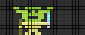 Alpha pattern #9291