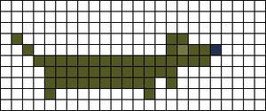 Alpha pattern #9294