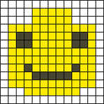 Alpha pattern #9296