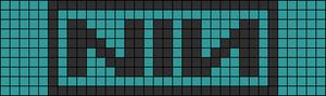Alpha pattern #9297